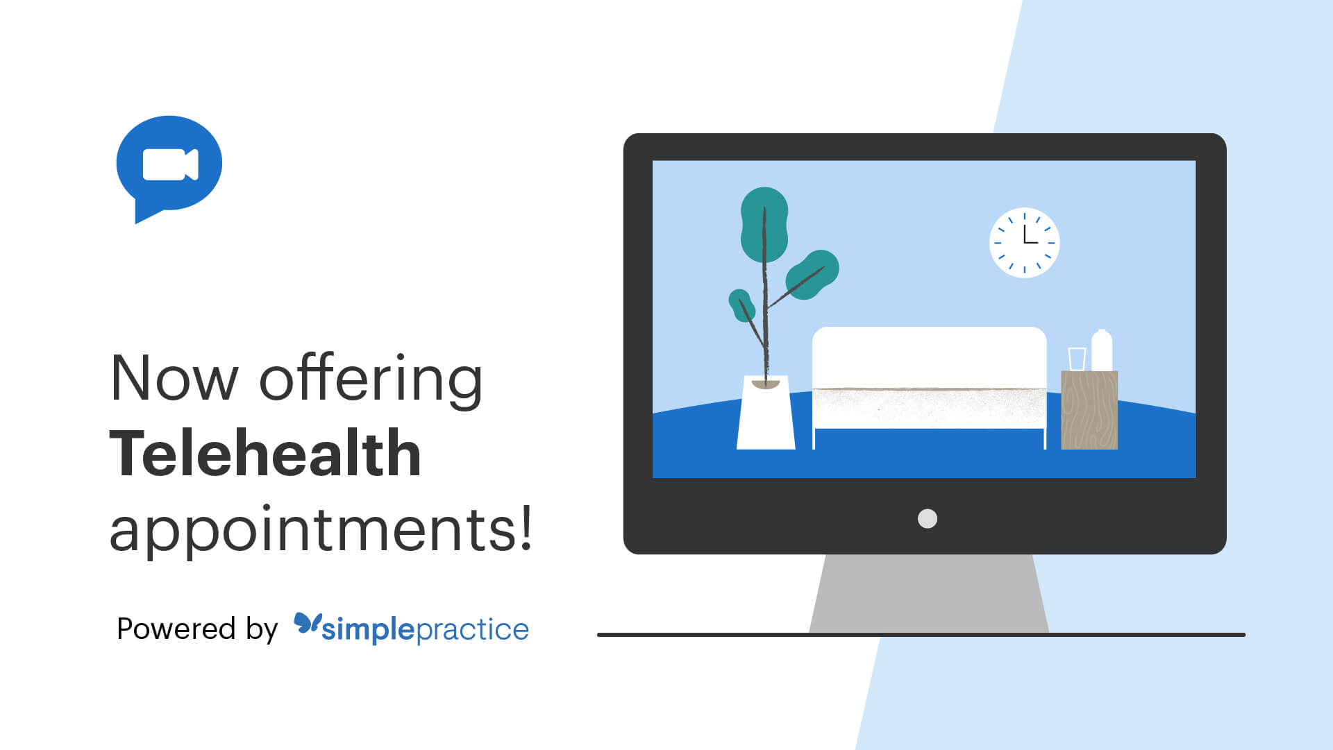 Telehealth Online Video Counseling Therapy